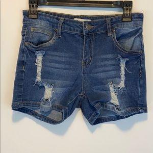 Between Us Women's Jean Shorts